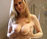 Dirty Tina –  Stunning and Fantastic MILF Likes To Receive Amazing Creampie