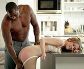 Young Wife Samantha Hayes First Big Black Cock