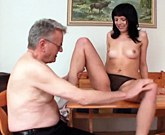 Young and old – The Horny grandpa